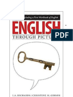 English Through Pictures Book #1