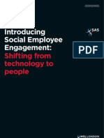 Introducing Social Employee Engagement