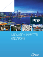 INNOVATION IN VVATER SINGAPORE
