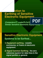 Electronic Earthing