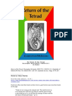 Return of the Tetrad by Christopher McIntosh (reviews)
