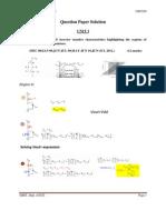 Ece-V-fundamentals of Cmos Vlsi [10ec56]-Solution