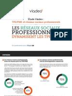Etude Viadeo TPE-PME réseaux sociaux VF FR - juillet 2013