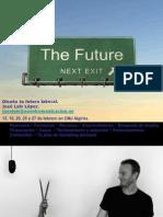 Curso marketing - Diseña tu futuro laboral - José Luis López