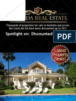 Bargain Property Costa Del Sol booklet 2 | Vivienda Real Estate
