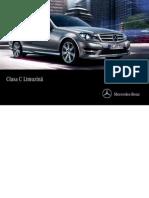 Lista Pret Mercedes-Benz Clasa C Limuzina