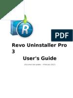 Revo Uninstaller Pro Help (converted).doc