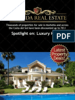 Luxury Villas in Marbella booklet 2 | Vivienda Real Estate