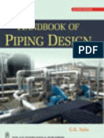Handbook of Piping Design