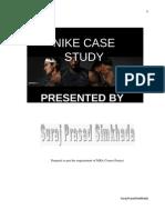 A case study on Nike