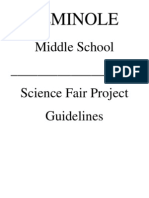 Expanded Science Fair Packet