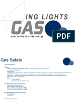 Training Safety Gas