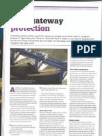 Dam Gateway Protection