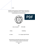 Chf Nyha II, Ckd Stage IV, Hipertensi Stage i, Anemia Normositik Normokromik, Dan Hiperkalemia