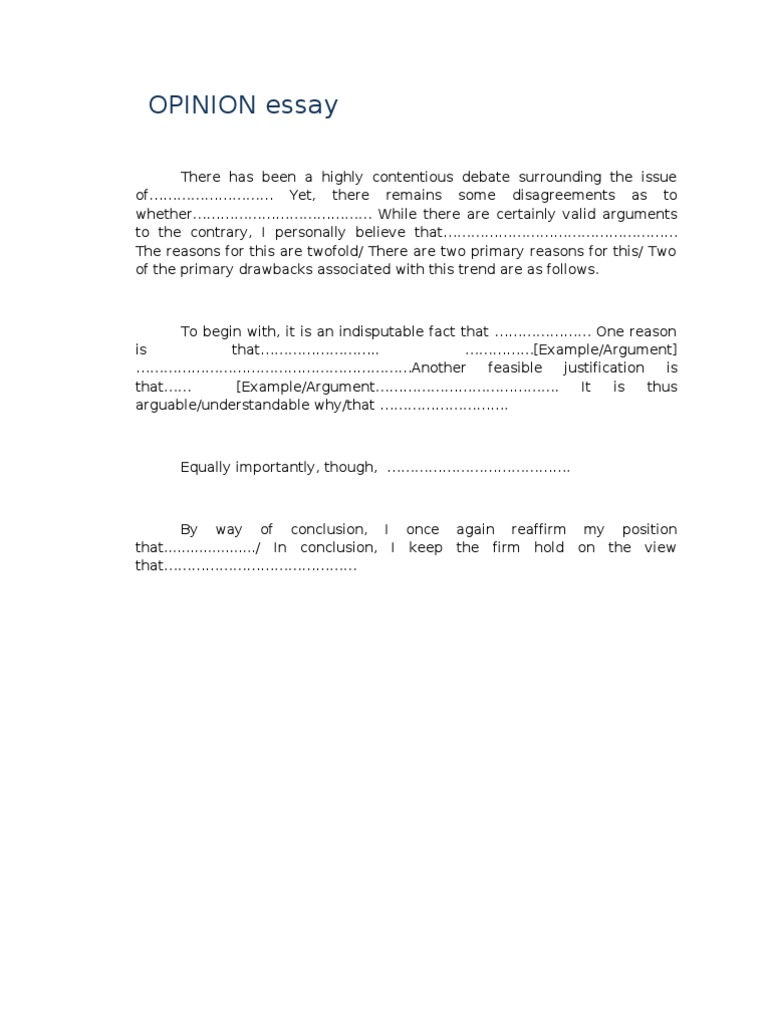 College essay application