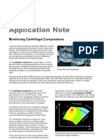 Monitoring Centrifugal Compressors