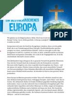 Ein Blutgewaschenes Europa