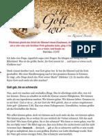 Unser Gott & Wir