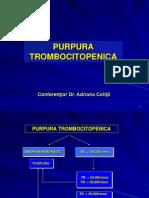 Purpura Trombocitopenica