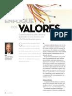 Fevereiro de 2013 A Liahona - Valor das Moças - 'Enfoque nos Valores'