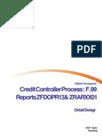 R-0108+R-0894_INT019-15 F.99 Reports