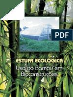 Estufa Ecologica Feita de Bambu