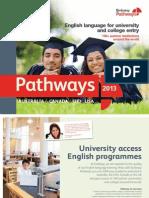 미국,영국,캐나다,호주 Embassy Pathway Brochure