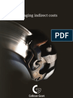 Managing Indirect Costs