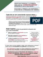 20 años de financiación ilegal del PP