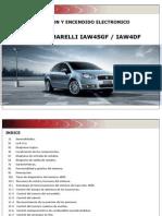 Manual de taller inyección Fiat Linea