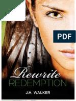 126007555 Rewrite Redemption Walker J H