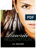 126007555 Rewrite Redemption Walker J H