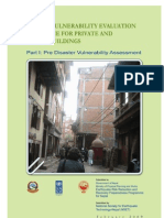 Seismic Vulnerability Evaluation Guideline Part I-Final
