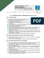 5. ACOMETIDAS AÉREAS Y SUBTERRÁNEAS EN 13.2 kV Y 34.5 kV