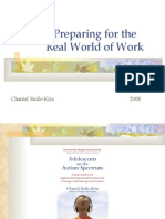 Preparing for the Real World of Work