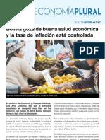 Boletín Economía Plural N°33