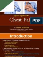 Chest Pain Angina MI