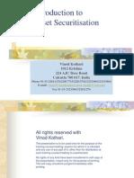 Asset Securitisation Introduction for IIMC ICSI