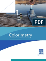YSI Colorimetry Catalog