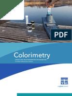 YSI Colorimetry Catalog