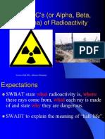 Radioactivity (3)