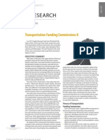 Transportation Funding Commissions II