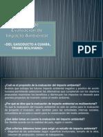 Estudio de Evaluación de Impacto Ambiental