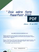 Di Caf on Tep Point 2010 a Doria