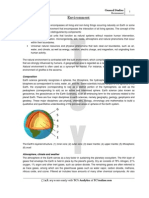 Study Material   Environment