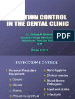 Infection Control 8-7-2013