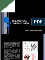 ARQUITECTURA CONSTRUCTIVISTA