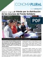 Boletín Economía Plural N°32