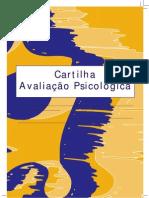 Cartilha-Avaliação-Psicológica