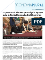 Boletín Economía Plural N°31